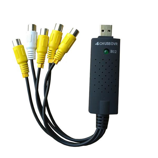 ضبط کننده ویدئویی USB آنالوگ مدل B12