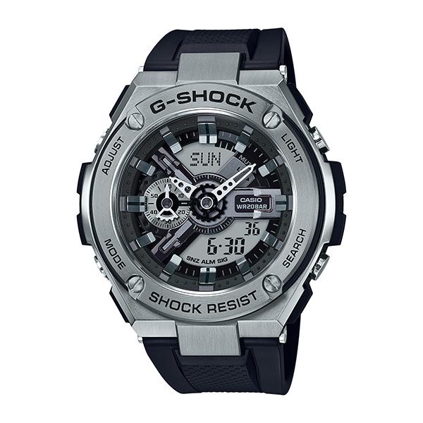 قیمت و خرید                      ساعت مچی عقربه ای مردانه کاسیو کد GST-410-1A
