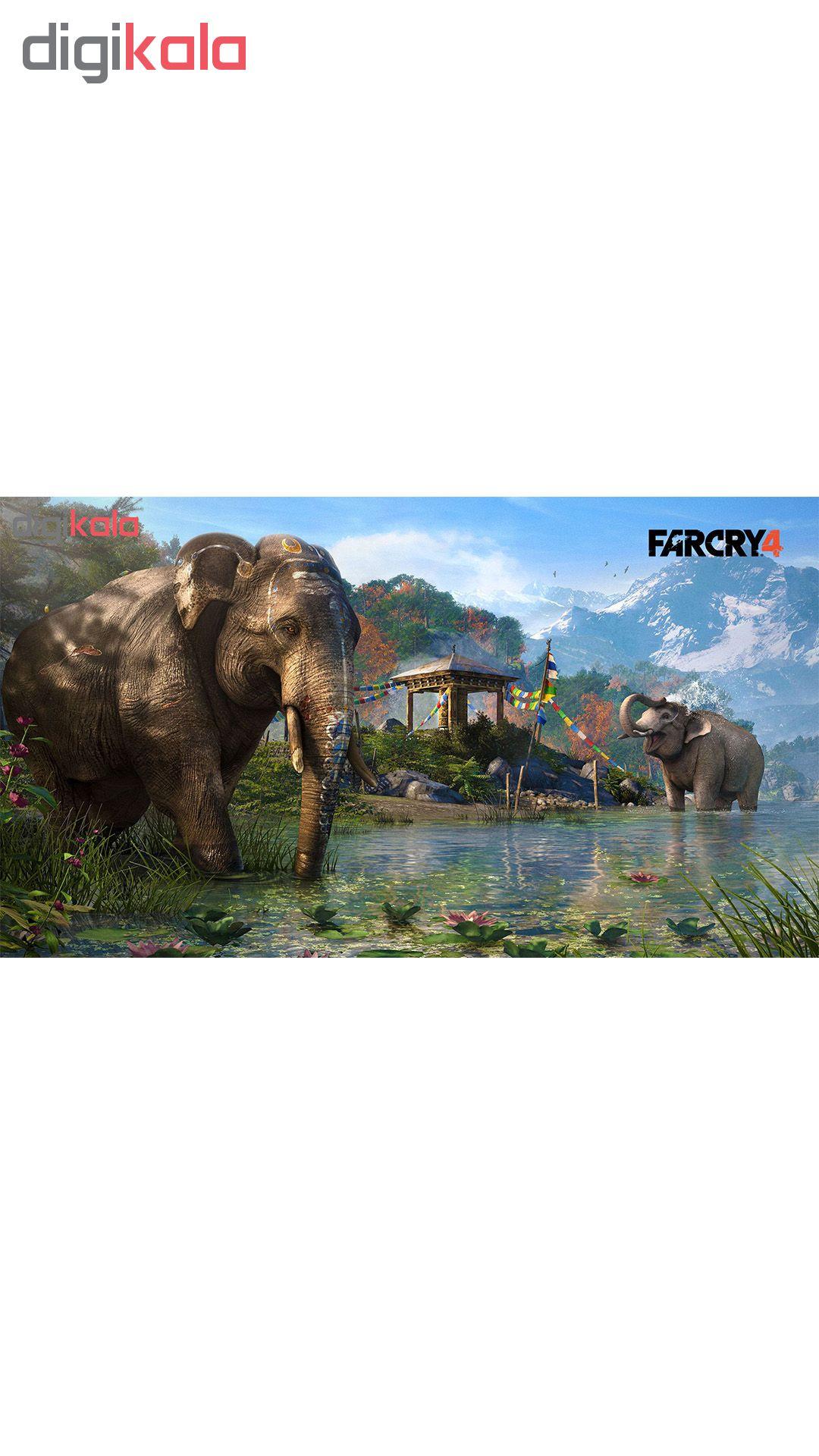 بازی Farcry 4 مخصوص PC