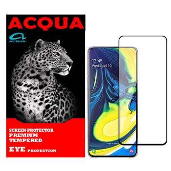 محافظ صفحه نمایش آکوا مدل SA مناسب برای گوشی موبایل سامسونگ Galaxy A80