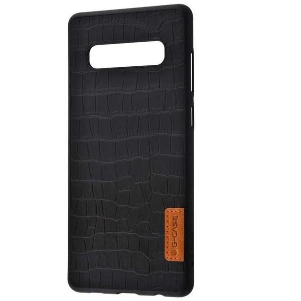 کاور جی-کیس مدل BLKCRO مناسب برای گوشی موبایل سامسونگ Galaxy S10