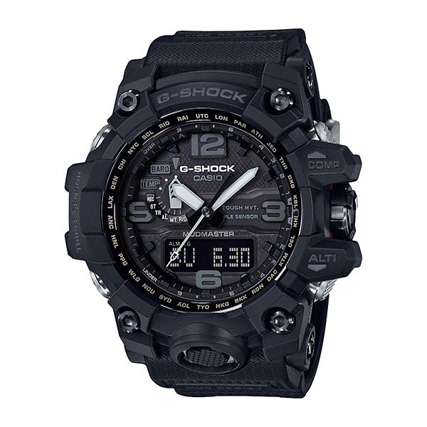 کد تخفیف                                      ساعت مچی عقربه ای مردانه کاسیو مدل جی شاک کد GWG-1000-1A1