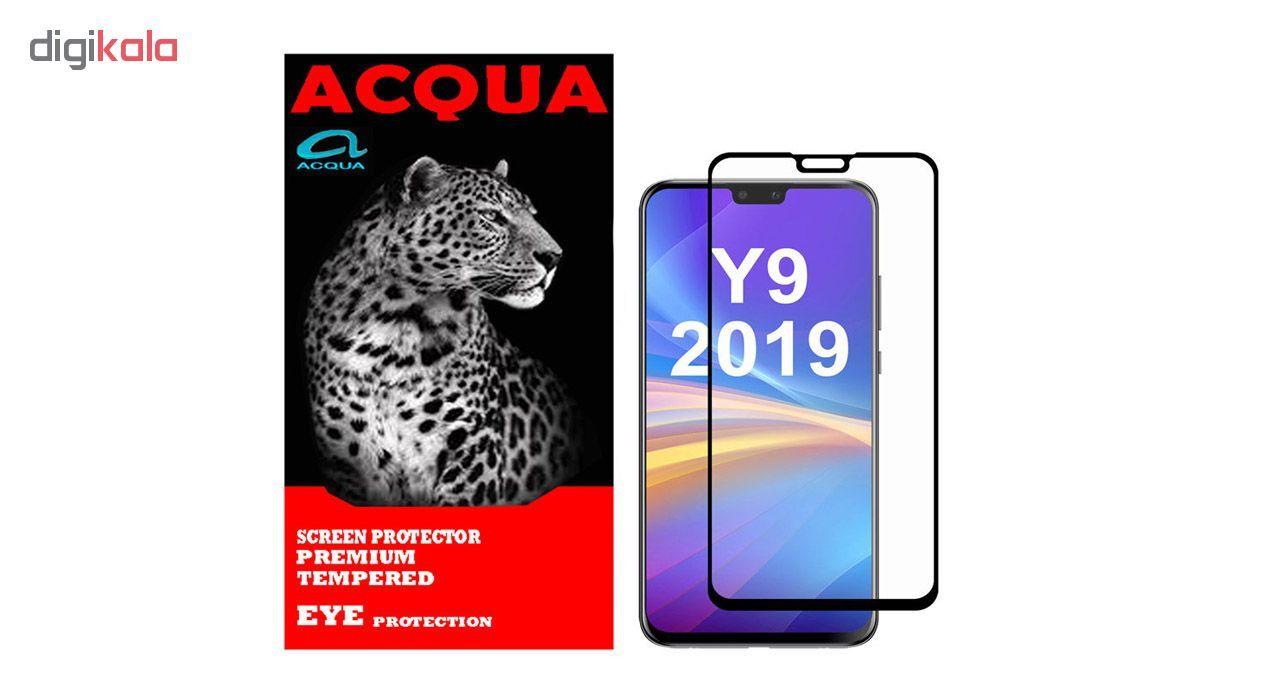 محافظ صفحه نمایش آکوا مدل HW مناسب برای گوشی موبایل هوآوی Y9 2019 main 1 1