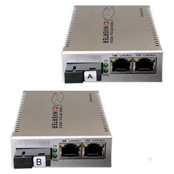 مدیا کانورتر سپیتام مدل MC12E-SSC20-A&B بسته دوعددی