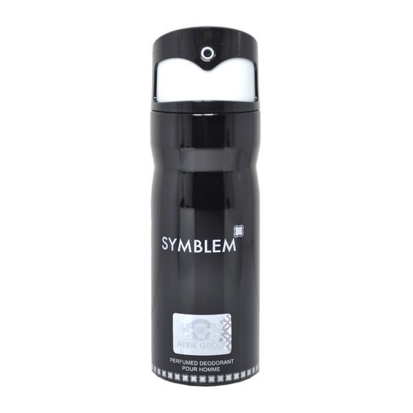 اسپری خوشبو کننده بدن مردانه مای پرفیومز مدل Symblem حجم 150 میلی لیتر