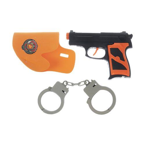 تفنگ بازی مدل MK 51 به همراه دستبند