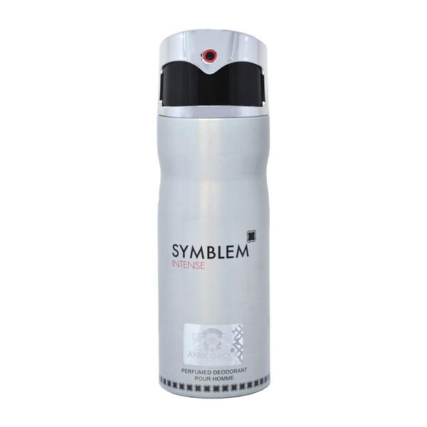 اسپری خوشبو کننده بدن مردانه مای پرفیومز مدل  Symblem Intense حجم 150 میلی لیتر