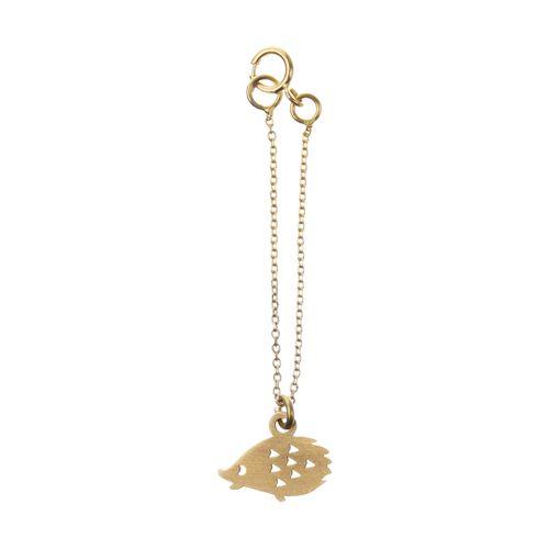 آویز ساعت طلا 18 عیار زنانه میو استار مدل WTC189