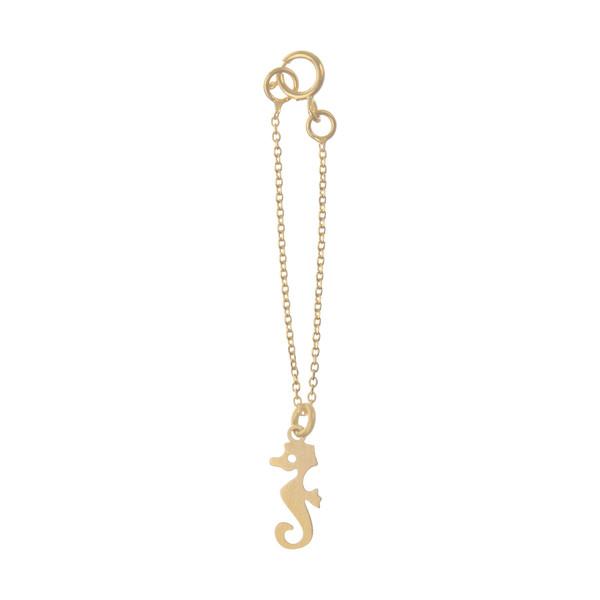 آویز ساعت طلا 18 عیار زنانه میو گلد مدل WTC186
