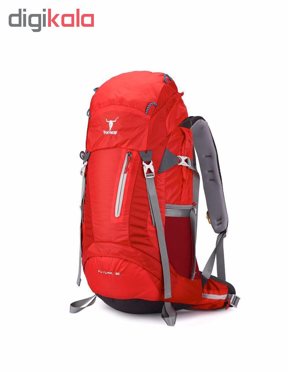 کوله پشتی کوهنوردی 36 لیتری پکینیو کد 9001