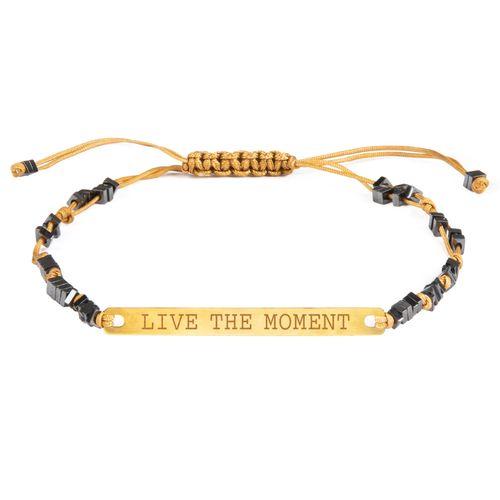 دستبند طلا 18 عیار زنانه ریسه گالری کد A1115