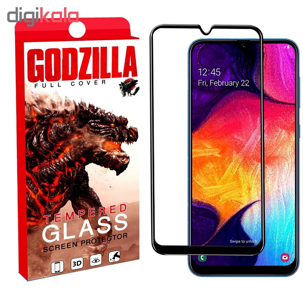 محافظ صفحه نمایش گودزیلا مدل A4 مناسب برای گوشی موبایل سامسونگ Galaxy A40 main 1 1