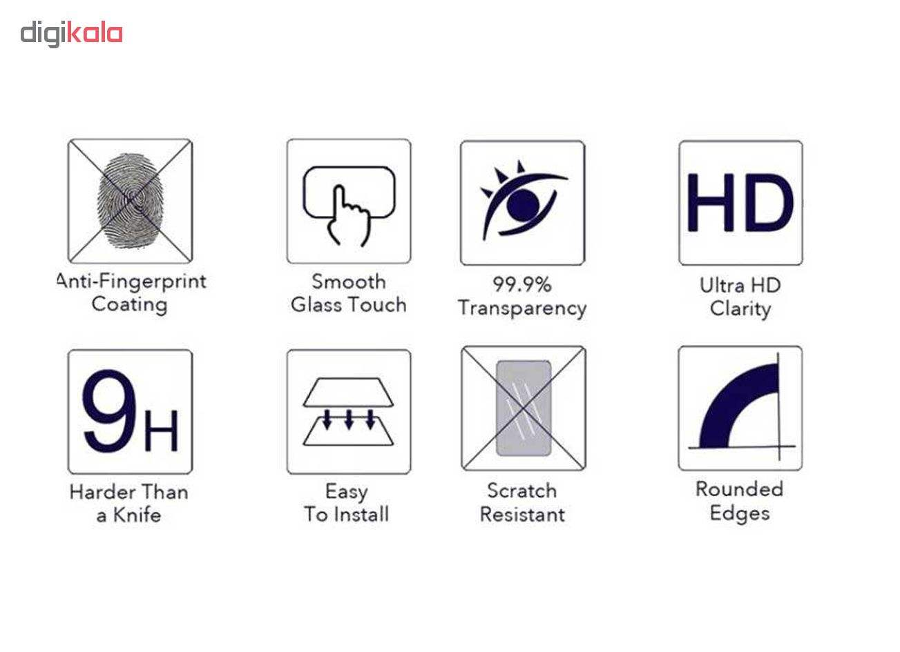 محافظ صفحه نمایش گودزیلا مدل A4 مناسب برای گوشی موبایل سامسونگ Galaxy A40 main 1 4