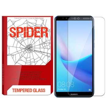 محافظ صفحه نمایش اسپایدر مدل S-PU002 مناسب برای گوشی موبایل هوآوی Y7 Prime 2018