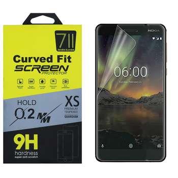 محافظ صفحه نمایش سون الون مدل PU-24 مناسب برای گوشی موبایل نوکیا 6 2018