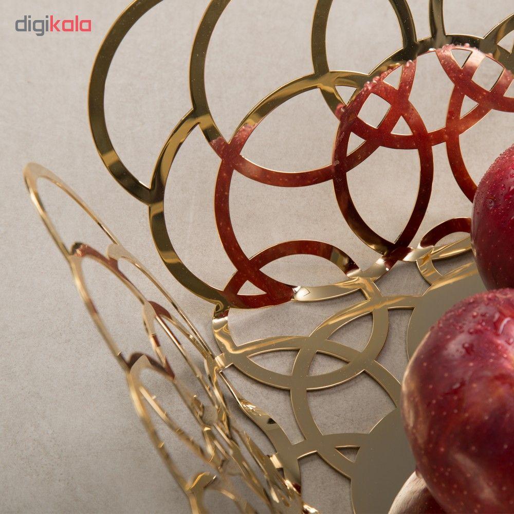 ظرف سرو ال اف دیزاین مدل Basket BU200G main 1 5