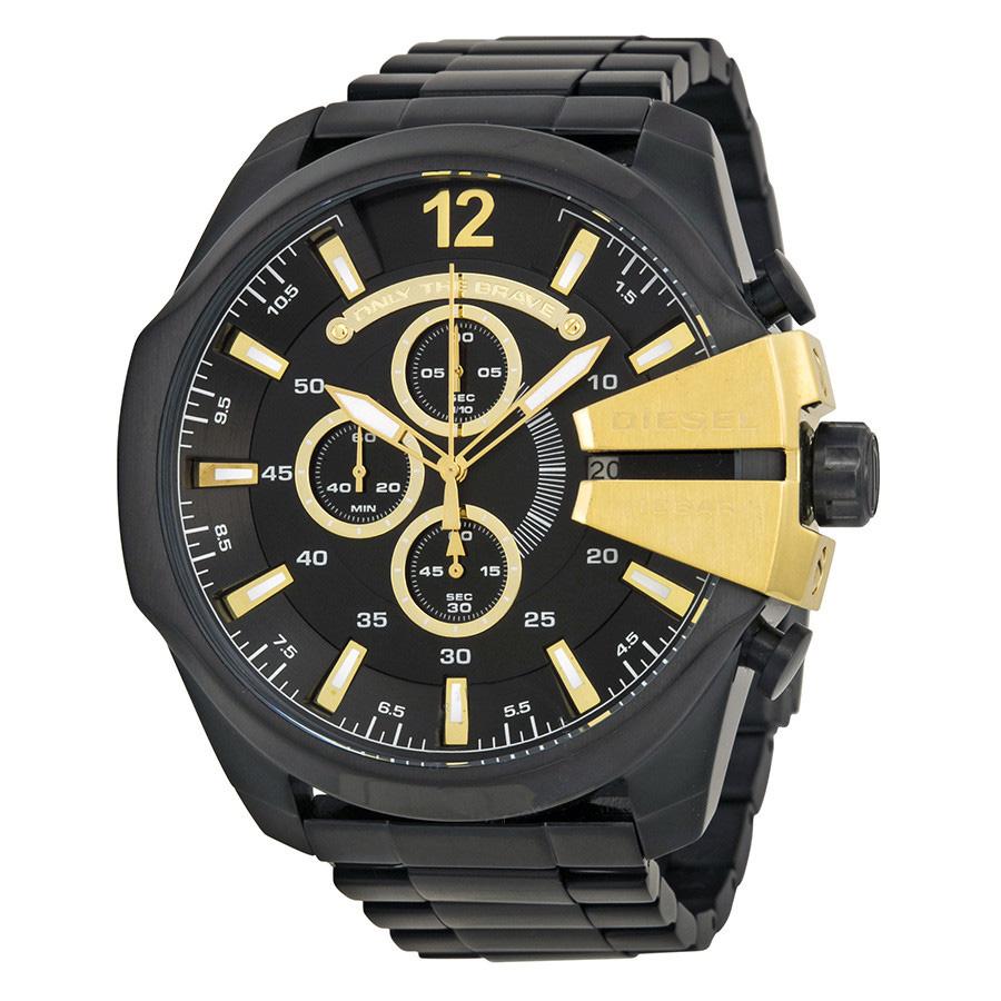 قیمت و خرید                      ساعت مچی عقربه ای مردانه دیزل کد DZ4338
