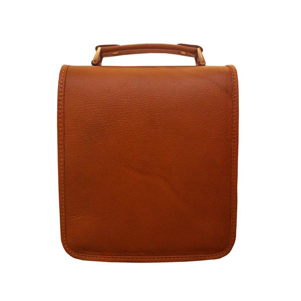 کیف رو دوشی مردانه مدل starched