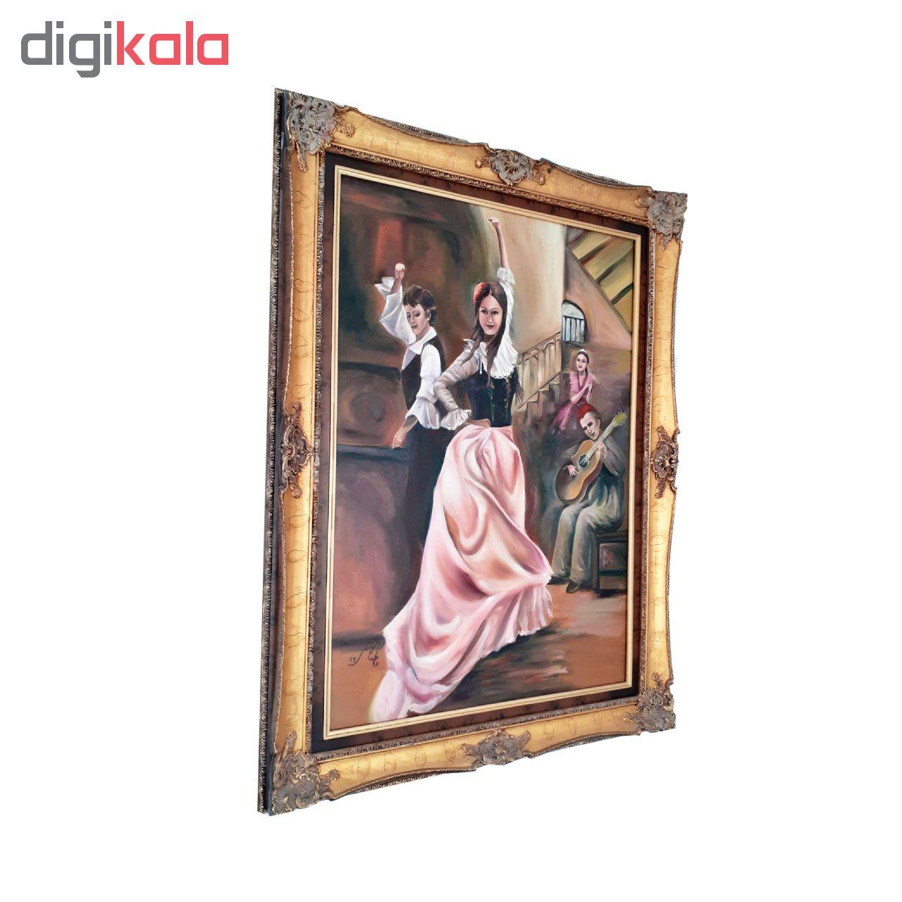 خرید                      تابلو نقاشی رنگ روغن کد 024