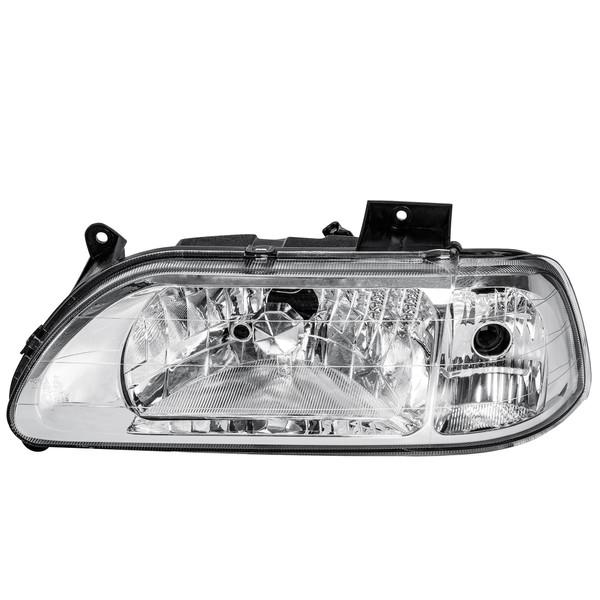 چراغ جلو چپ نیکنام مدل NHLP131 مناسب برای پراید 131