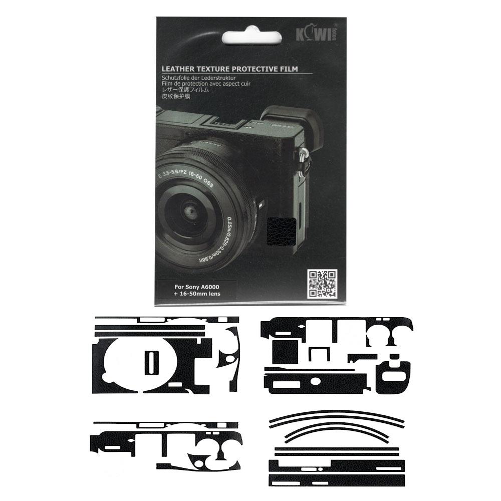 برچسب پوششی کی وی مدل KS-A6000L مناسب برای دوربین عکاسی سونی a6000