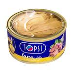 کنسرو ماهی فیله تن در روغن گیاهی تاپسی مقدار 180 گرم thumb