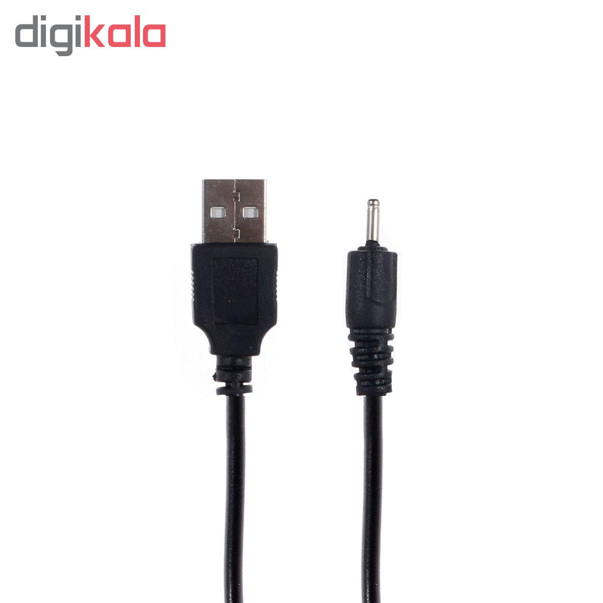 کابل تبدیل USB به DC مدل 6101 طول 1 متر