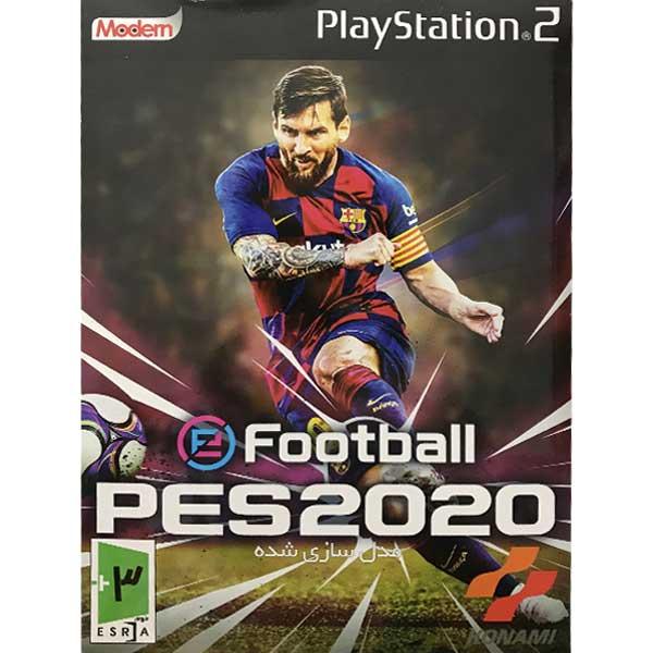 عکس بازی efootball PES 2020 مخصوص PS2