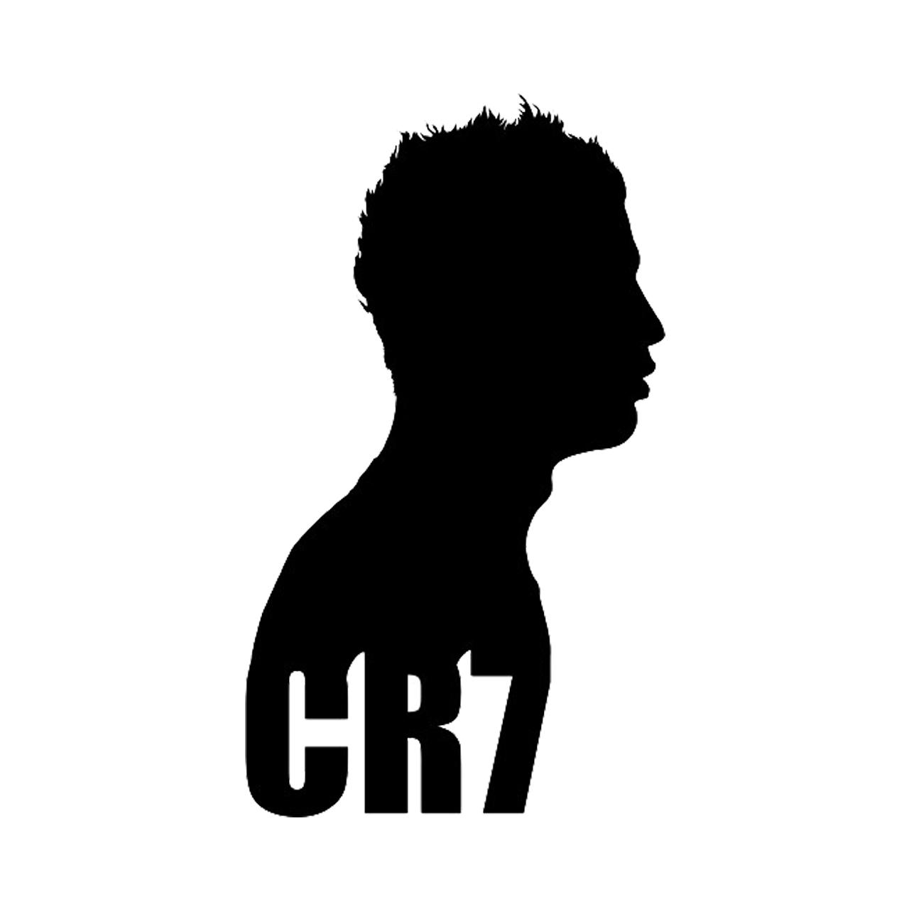 استیکر طرح کریس رونالدو کد STP1179