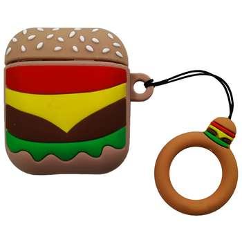 کاور طرح همبرگر کد 02 مناسب برای کیس اپل ایرپاد