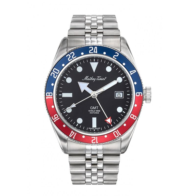 کد تخفیف                                      ساعت مچی عقربه ای مردانه متی تیسوت مدل H902AR