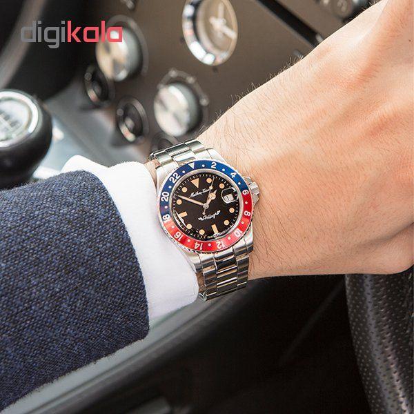 ساعت مچی عقربه ای مردانه متی تیسوت مدل H902AR