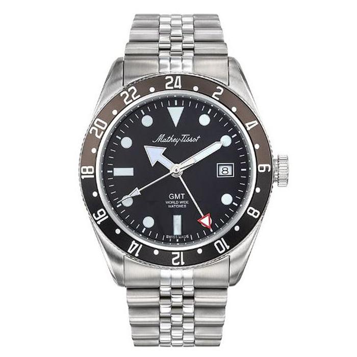 کد تخفیف                                      ساعت مچی عقربه ای مردانه متی تیسوت مدل H902AG