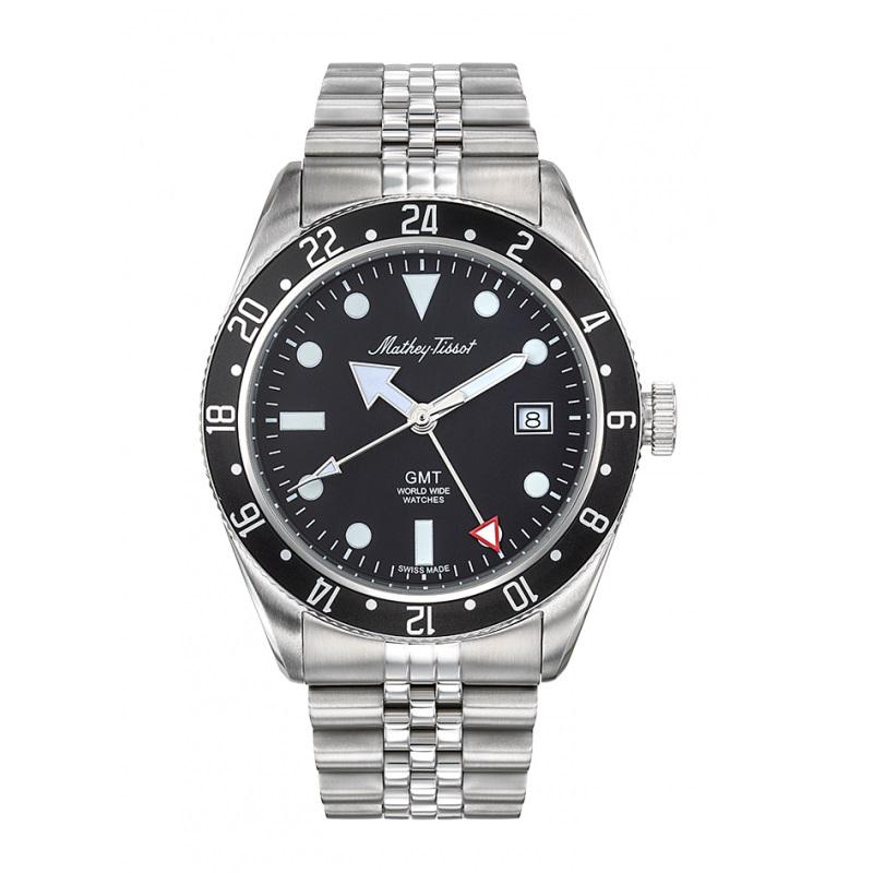 کد تخفیف                                      ساعت مچی عقربه ای مردانه متی تیسوت مدل H902AN