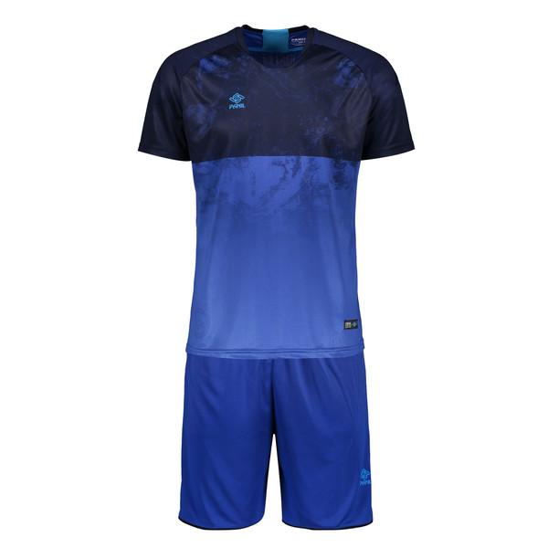 ست پیراهن و شورت ورزشی مردانه پانیل کد 1102BB