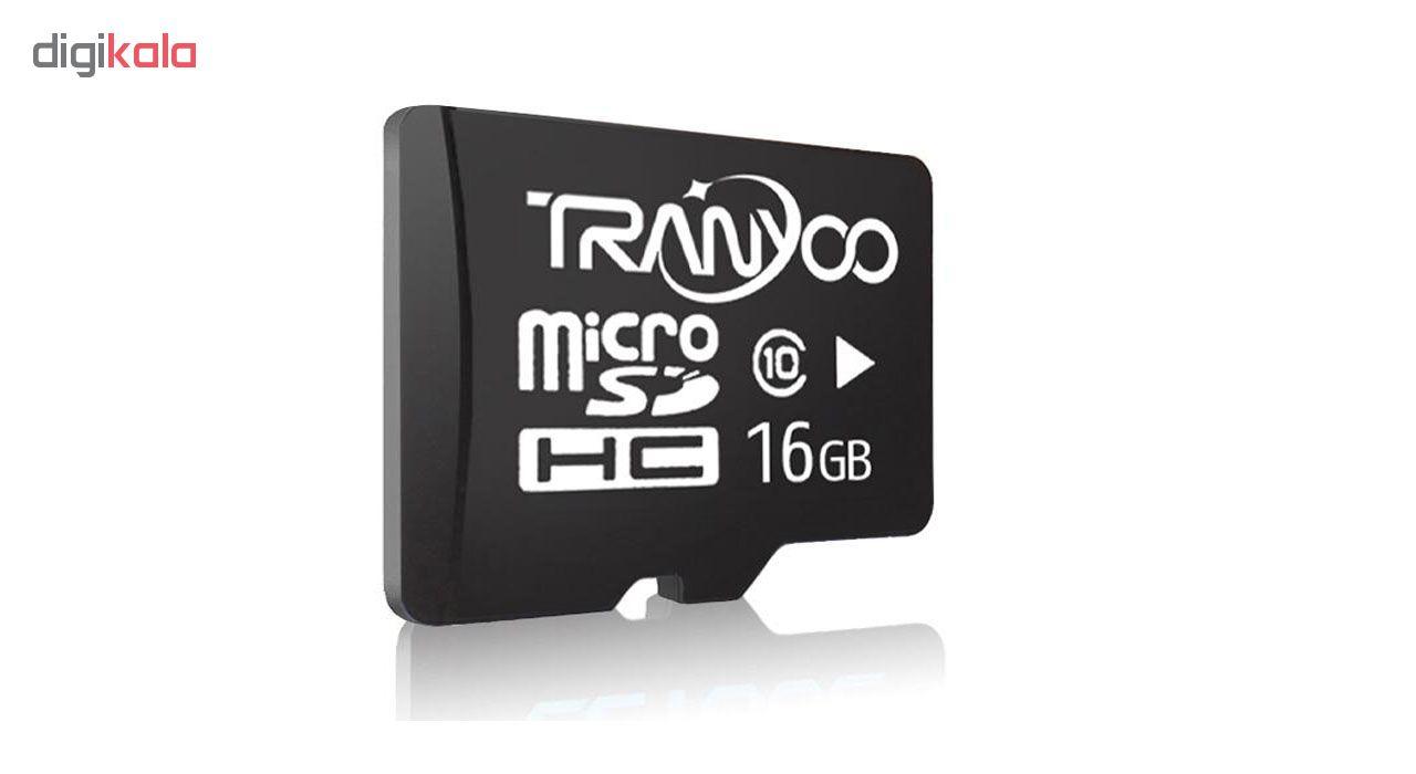 کارت حافظه microSDHC ترانیو مدل LSPEED کلاس 10 استاندارد UHC-I U1 سرعت 30Mbs ظرفیت 16 گیگابایت