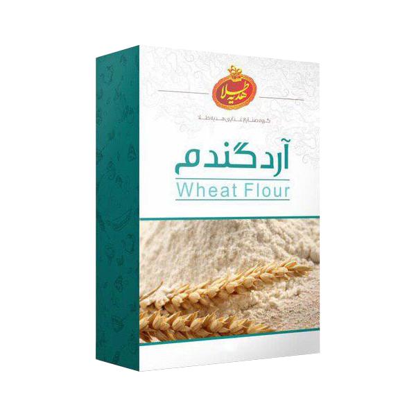 آرد گندم هدیه طلا مقدار ۵۰۰ گرم
