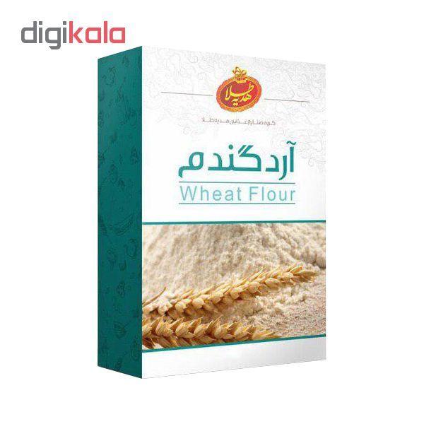 آرد گندم هدیه طلا مقدار 500 گرم  main 1 1