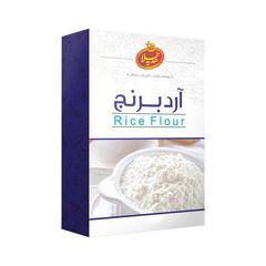 آرد برنج هدیه طلا مقدار 300 گرم