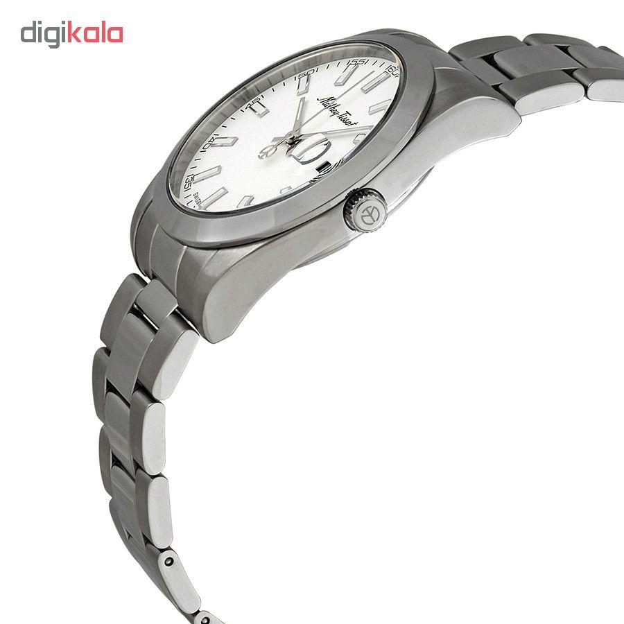 ساعت مچی عقربه ای مردانه متی تیسوت مدل H450AI