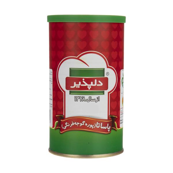 پوره گوجه فرنگی دلپذیر مقدار 500 گرم