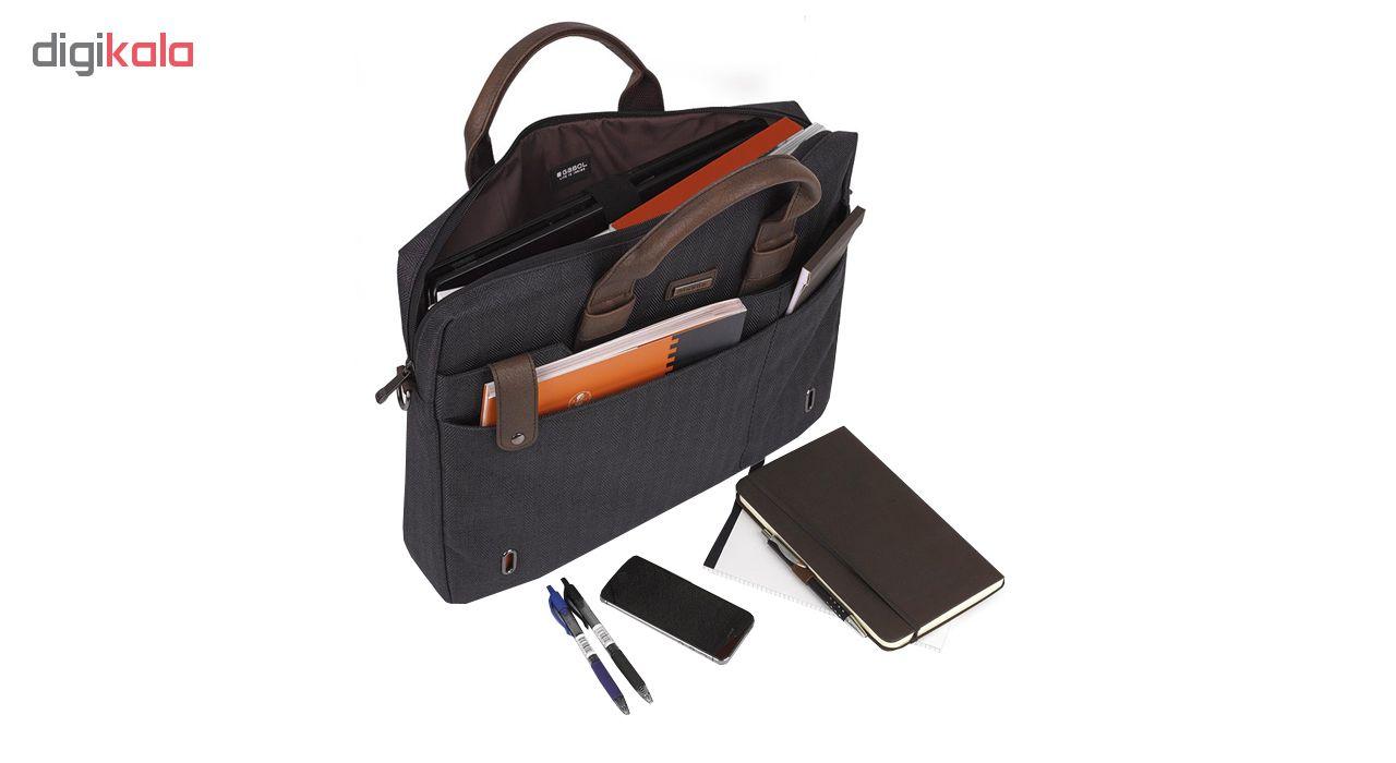 کیف لپ تاپ گابل مدل Master 409510 مناسب برای لپ تاپ 15.6 اینچی
