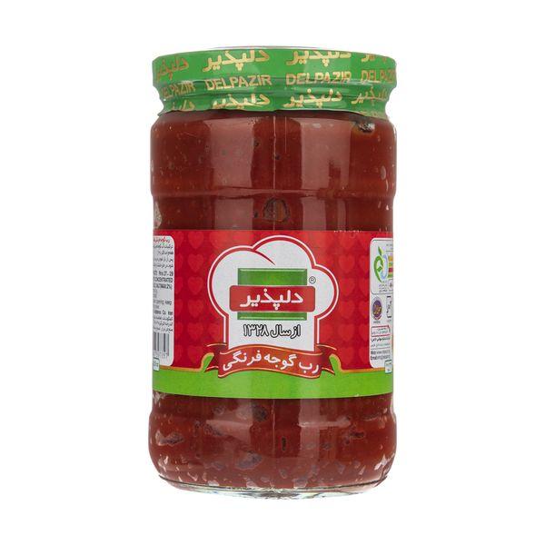 رب گوجه فرنگی دلپذیر مقدار 680 گرم