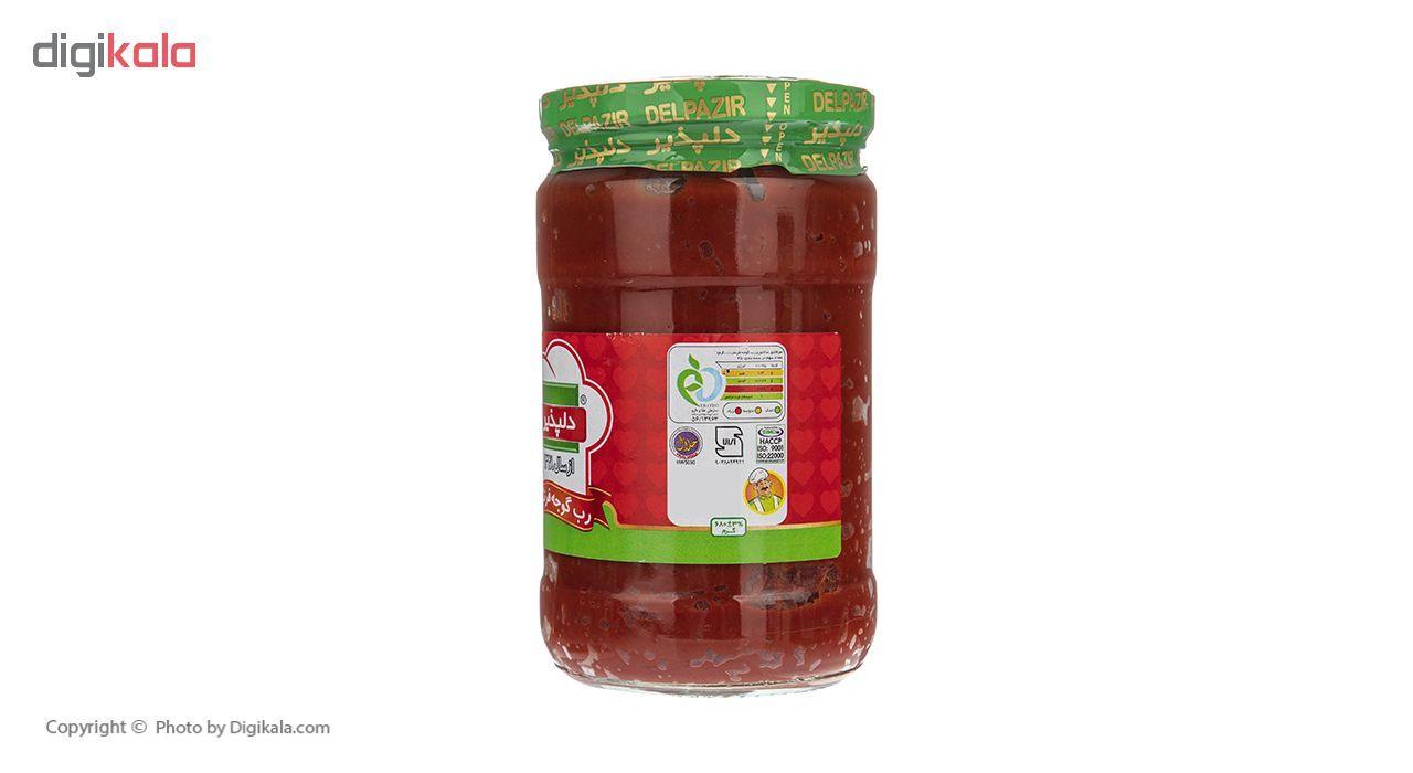 رب گوجه فرنگی دلپذیر مقدار 680 گرم main 1 2