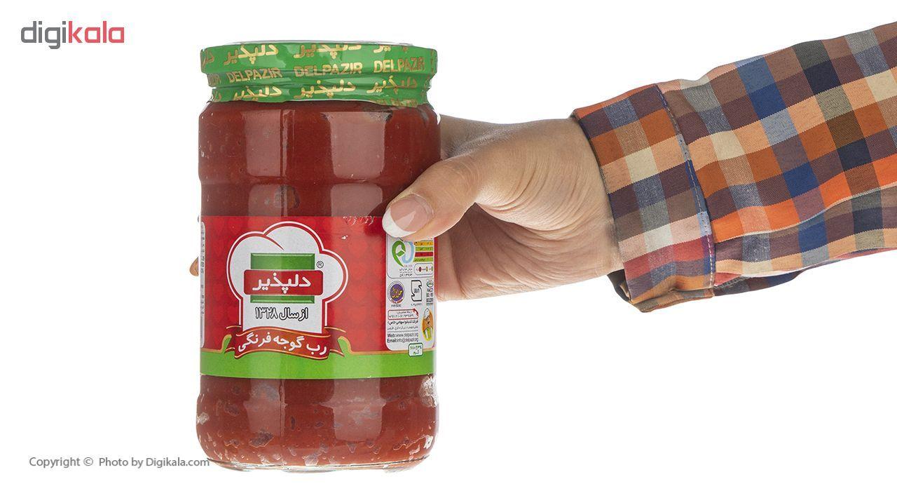 رب گوجه فرنگی دلپذیر مقدار 680 گرم main 1 5