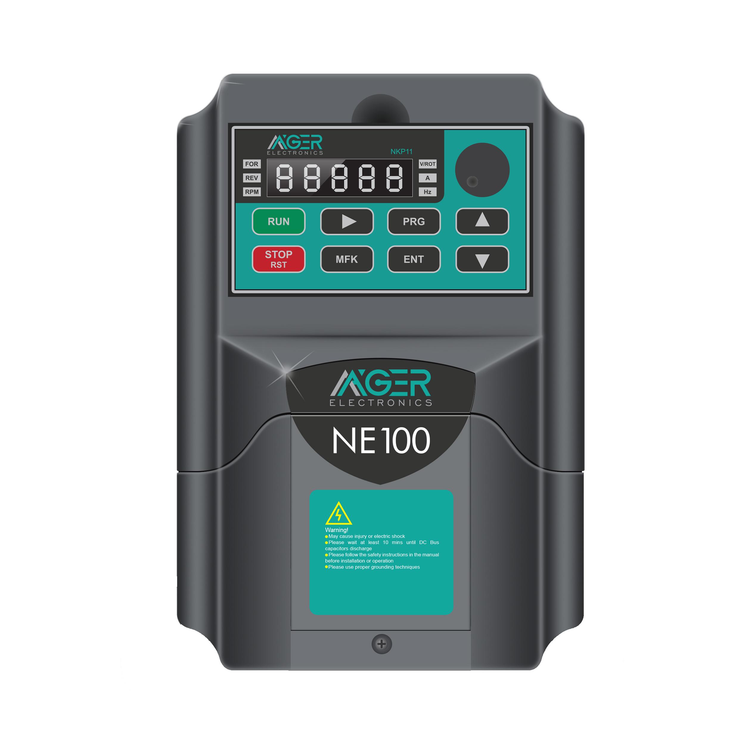 کنترل دور موتور آگر الکترونیک مدل NVF-055-NE100-4