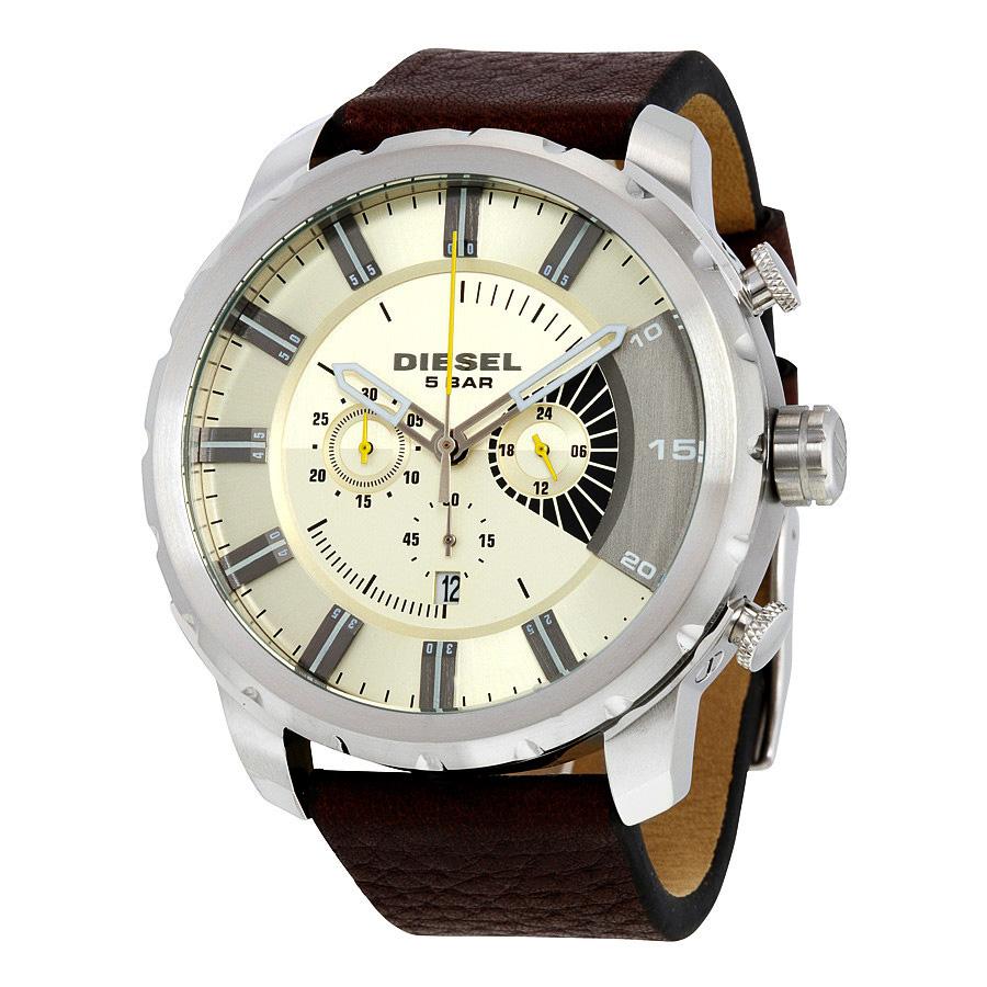 قیمت و خرید                      ساعت مچی عقربه ای مردانه دیزل کد DZ4346