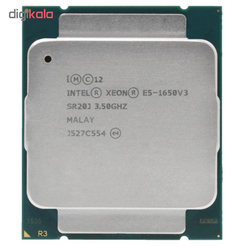 پردازنده مرکزی اینتل سری Haswell مدل Xeon E5-1650 v3