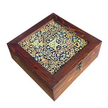 جعبه هدیه چوبی کد  SD-04
