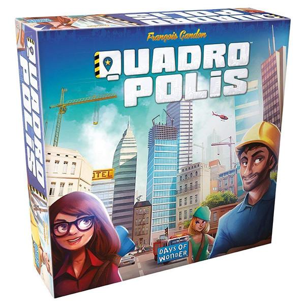 بازی فکری دیز اف واندرز مدل Quadro polis